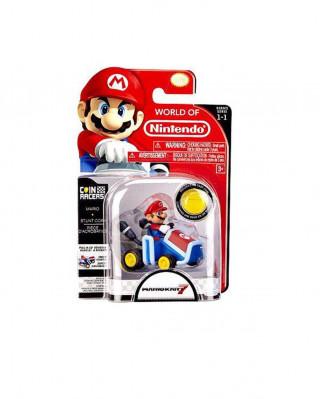 Mini Figure Super Mario Coni Racers - Mario