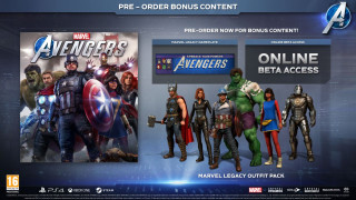 XBOX ONE Marvel's Avengers - Earth's Mightiest Edition