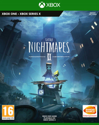 XBOX ONE Little Nightmares 2 - Day One Edition
