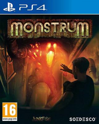 PS4 Monstrum
