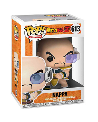 Bobble Figure Dragonball Z POP! - Nappa