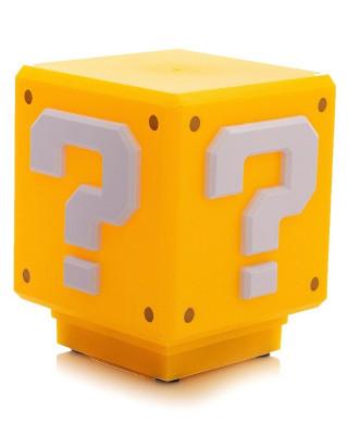 Lampa Nintendo Super Mario - Mini Question Block Light