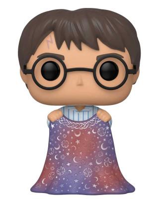 Bobble Figure Harry Potter POP! - Harry Potter with Invisibility Cloak