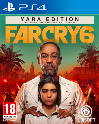 PS4 Far Cry 6 Yara Day One Special Edition