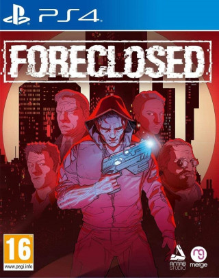 PS4 Foreclosed