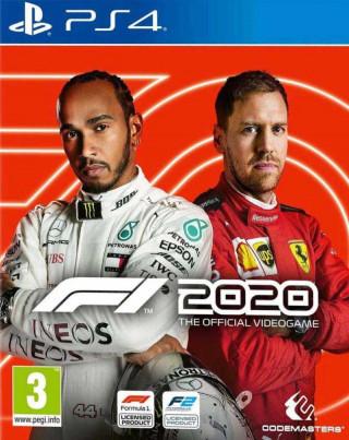 PS4 Formula 1 F1 2020