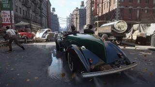 PS4 Mafia Definitive Edition
