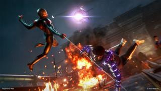 PS4 Marvel's Spider-Man - Miles Morales