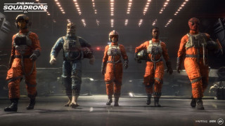 PS4 Star Wars Squadrons