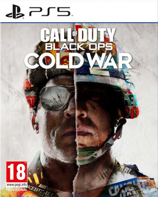 PS5 Call of Duty Black Ops - Cold War