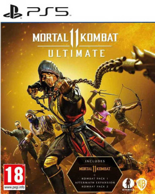 PS5 Mortal Kombat 11 Ultimate