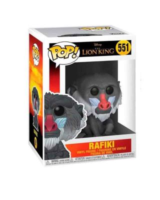 Bobble Figure The Lion King (2019) POP! - Rafiki