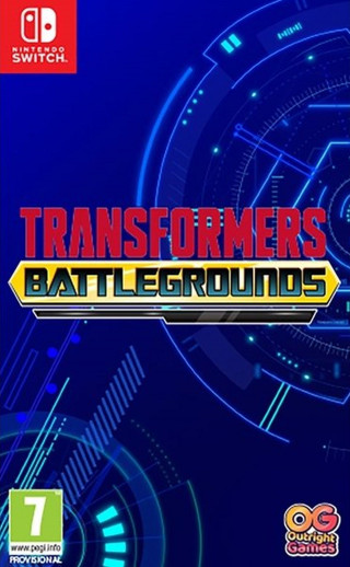 Switch Transformers - Battlegrounds