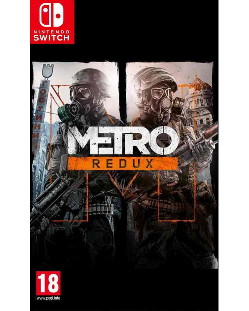 Switch Metro Redux
