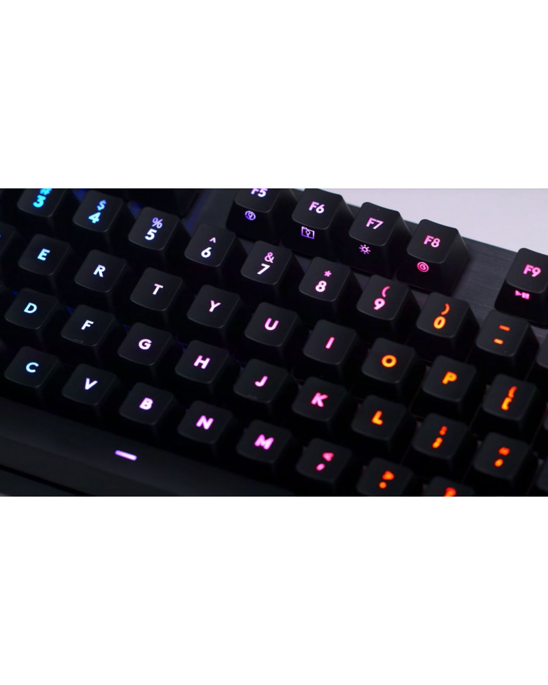 Tastatura Logitech G513 - GX Brown Clicky Switch - Carbon