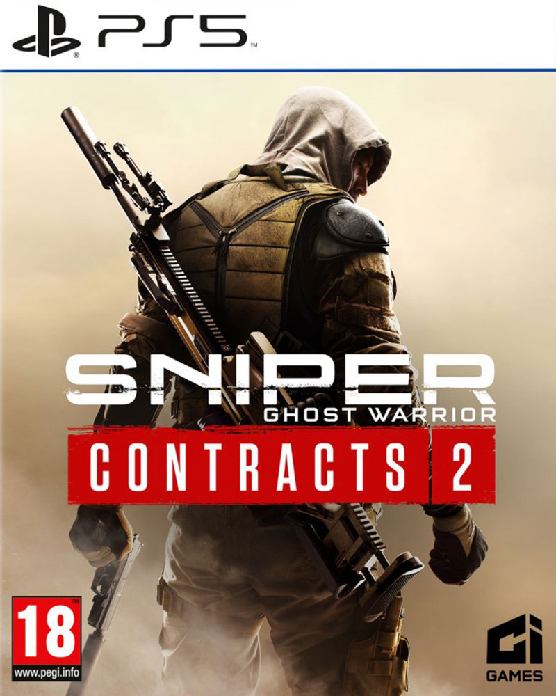 PS5 Sniper - Ghost Warrior - Contracts 2