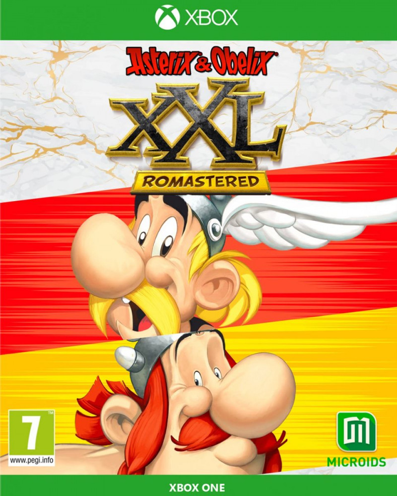 XBOX ONE Asterix & Obelix XXL - Romastered