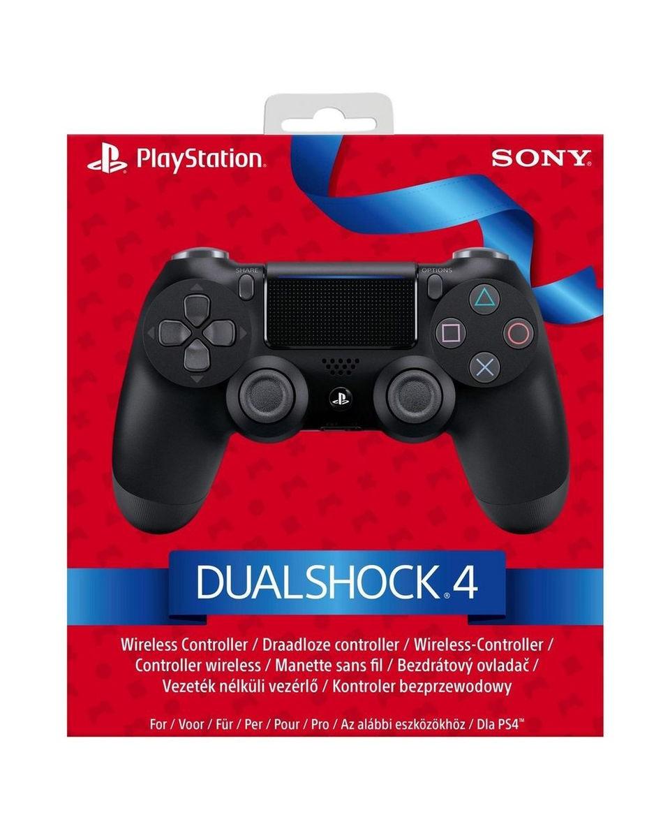 Gamepad Sony Dualshock 4 - Black - Christmas Edition