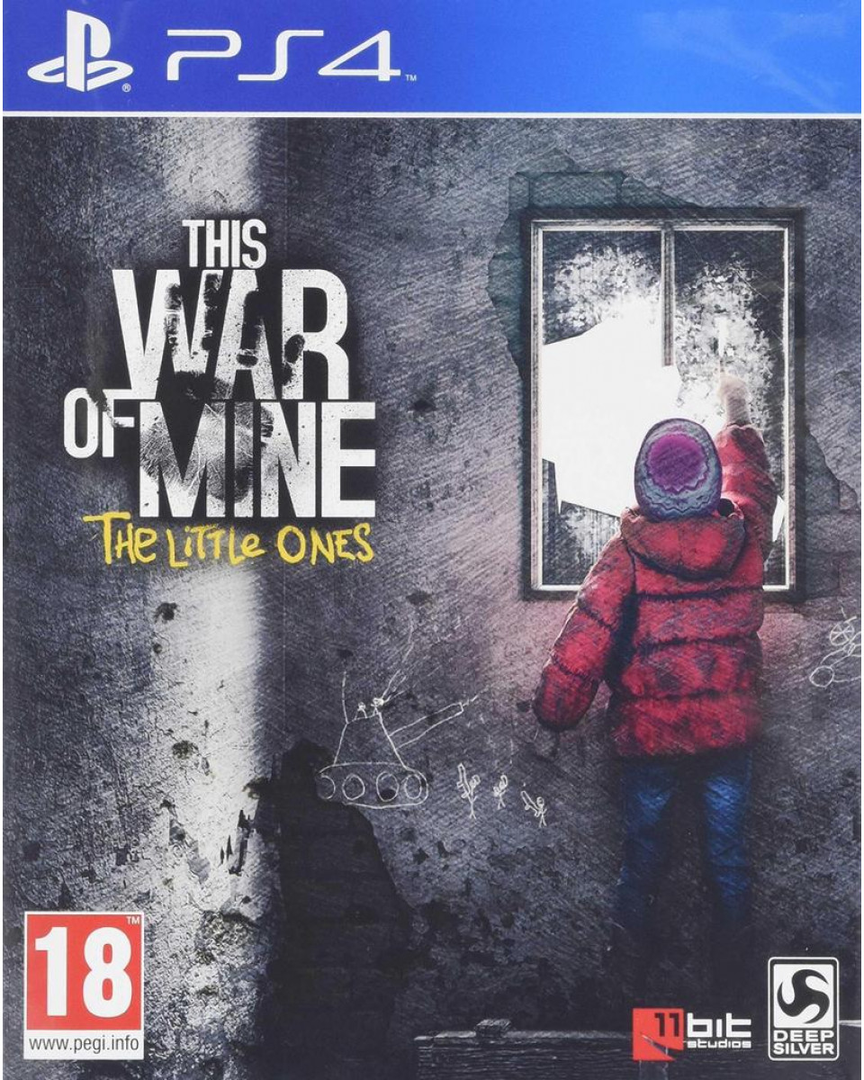 PS4 This War of Mine: The Little Ones