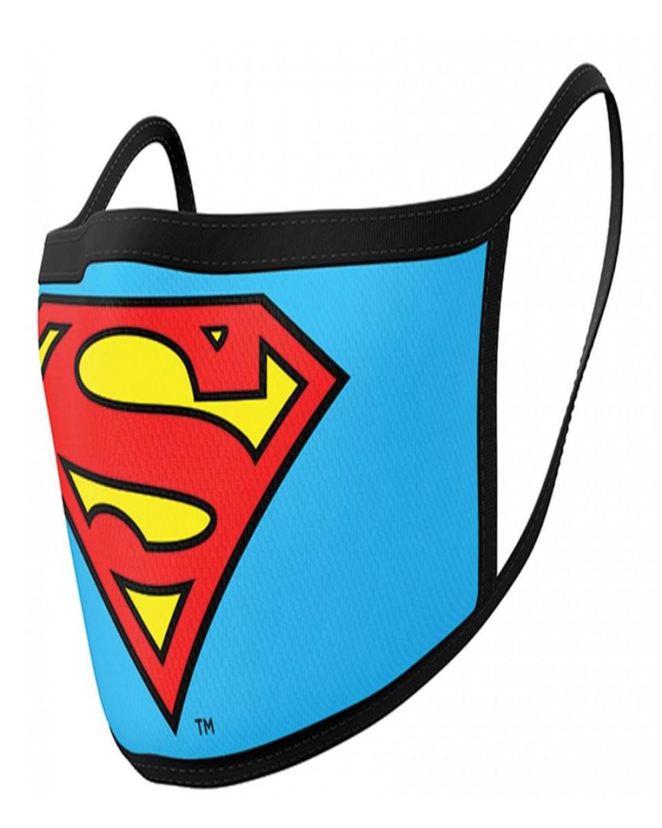 Maska Superman 2pack - Logo