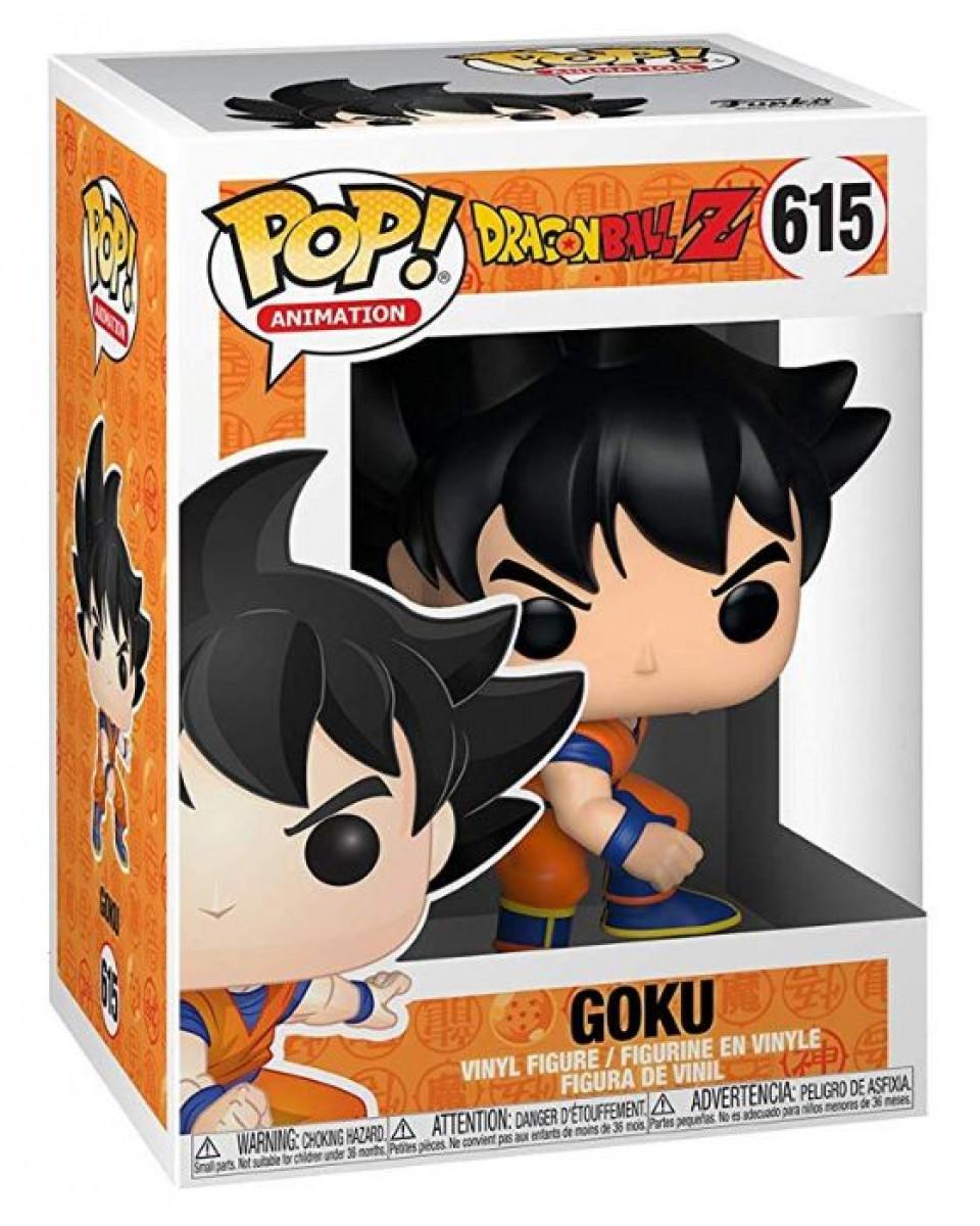 Bobble Figure Dragon Ball Z POP! - Goku