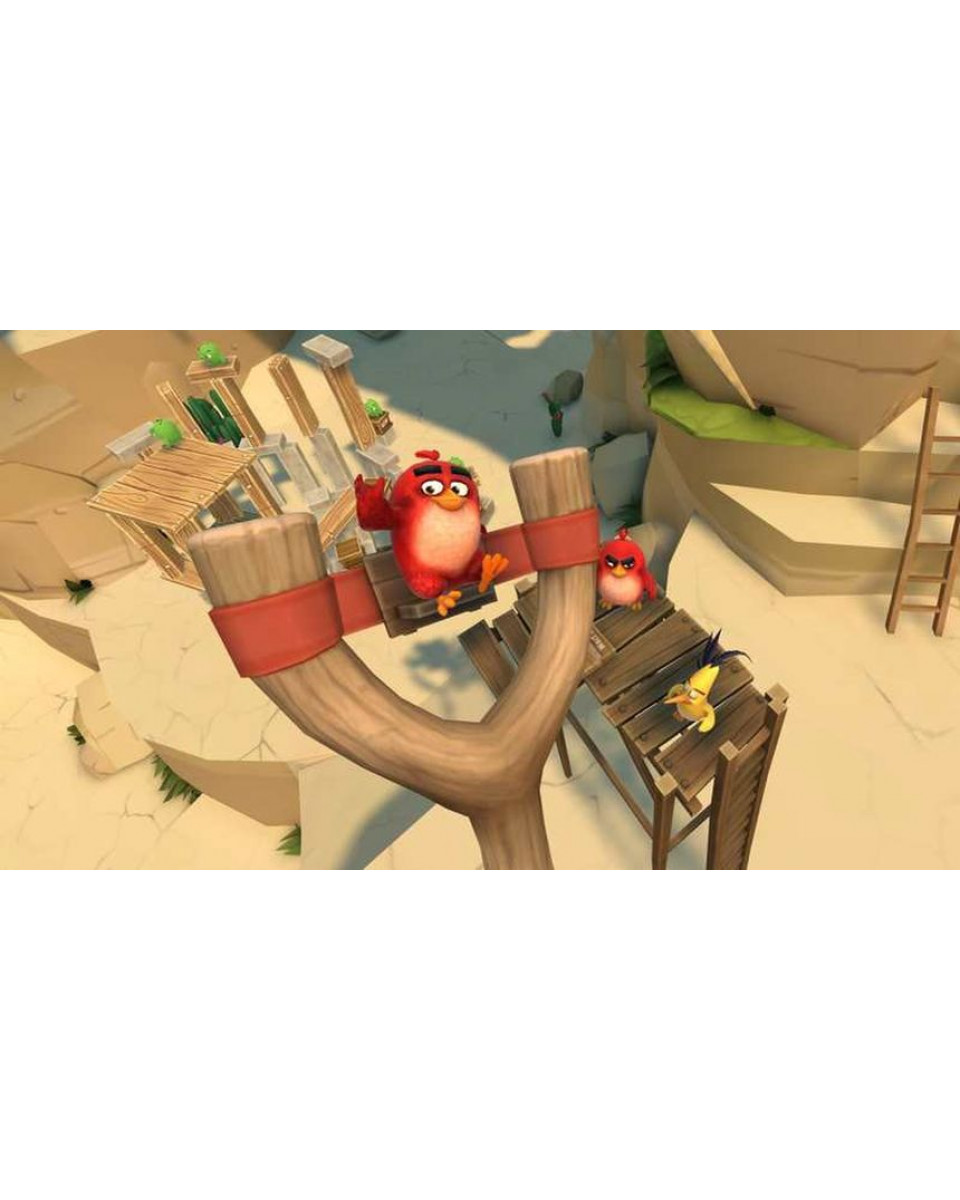 PS4 Angry Birds The Movie 2 VR - Under Pressure