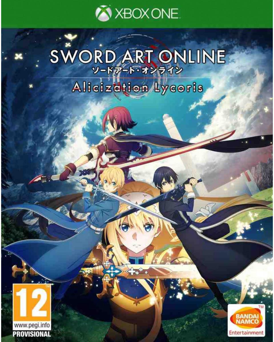 XBOX ONE Sword Art Online - Alicization Lycoris