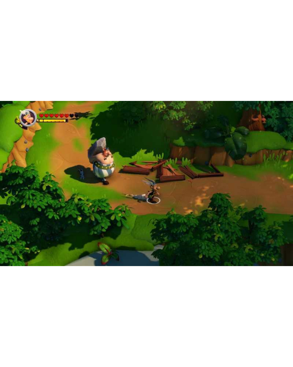 XBOX ONE Asterix & Obelix XXL 3 The Crystal Menhir