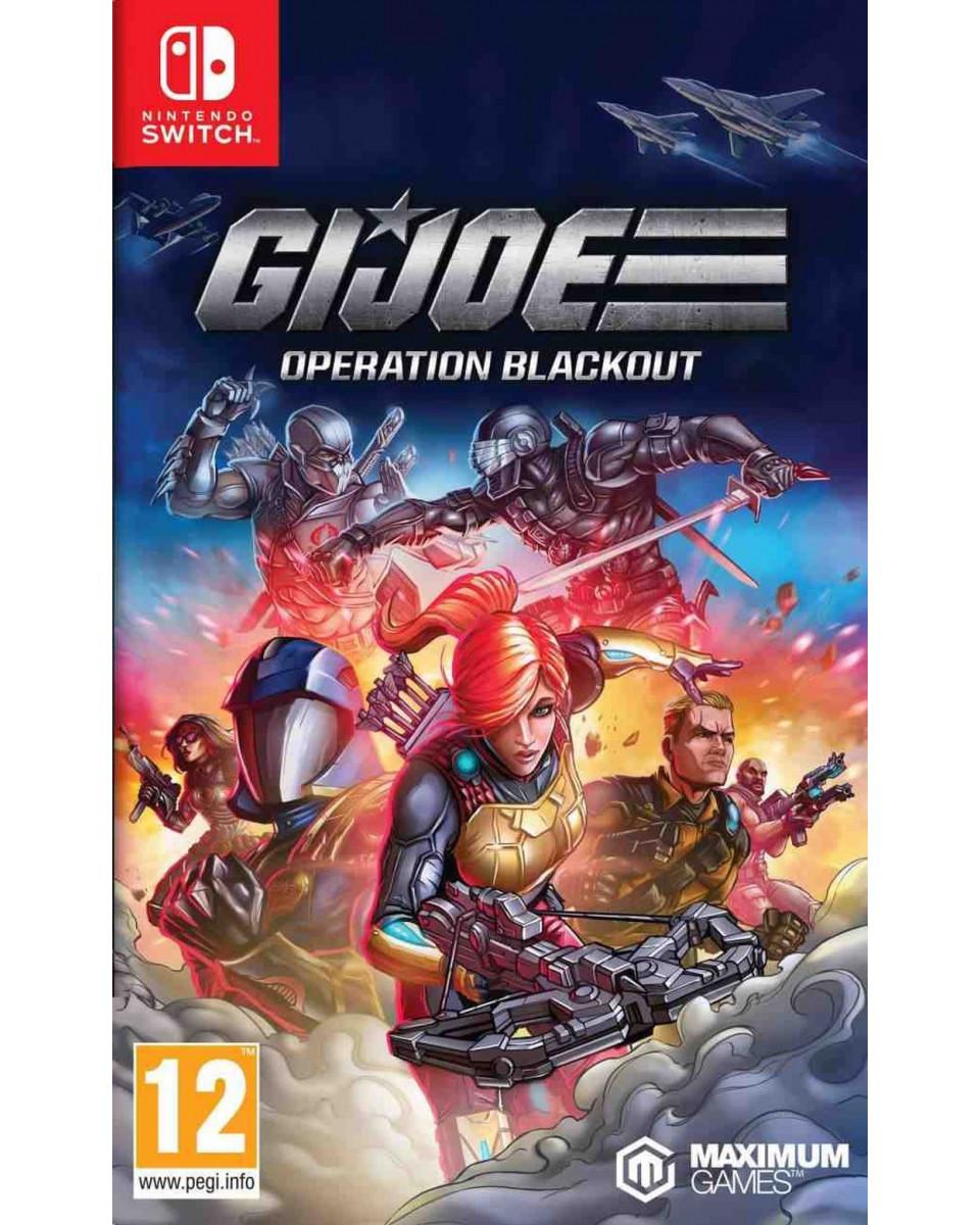 Switch GI-JOE - Operation Blackout