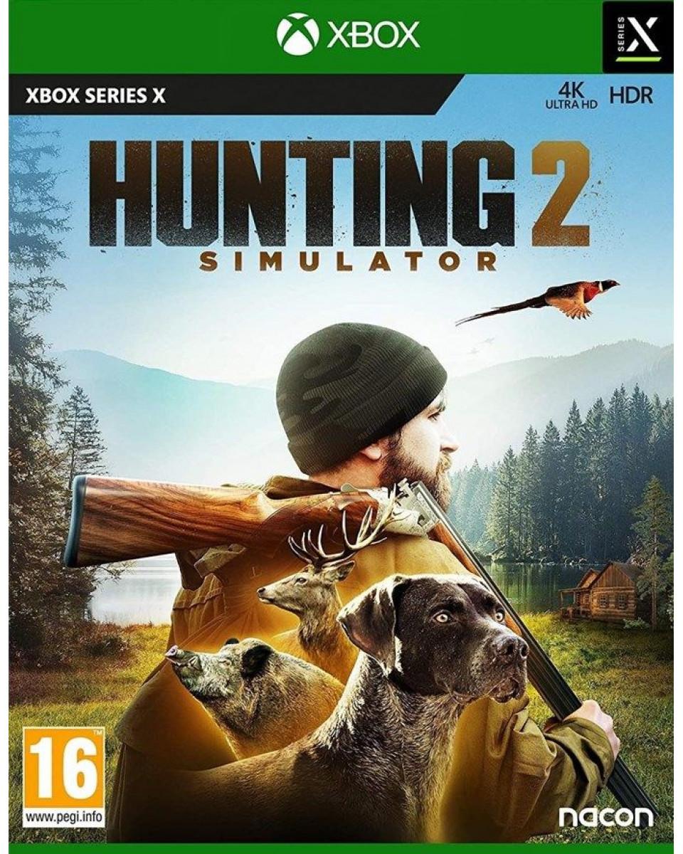 XBOX Series X Hunting Simulator 2