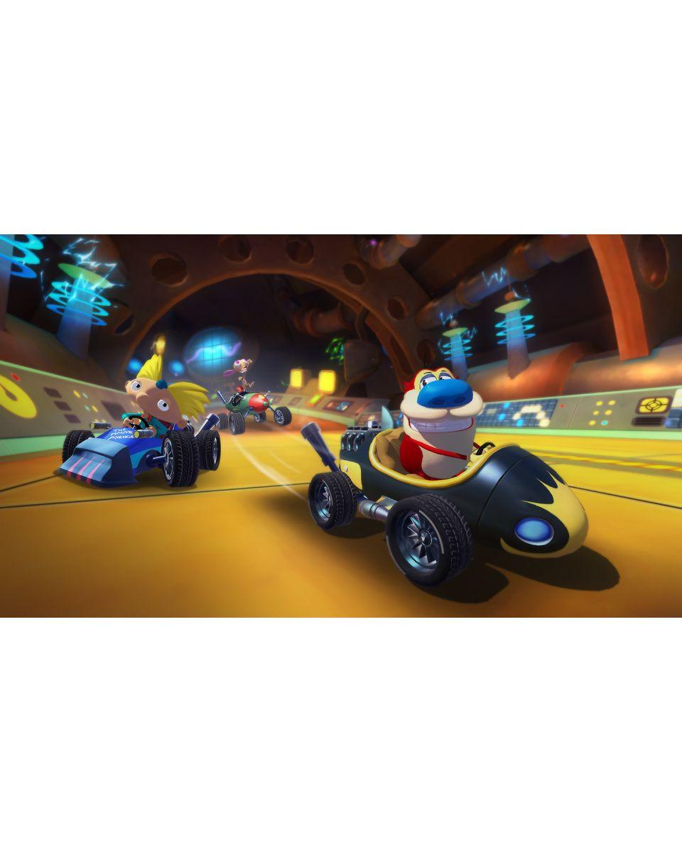 PS4 Nickelodeon Kart Racers 2 - Grand Prix