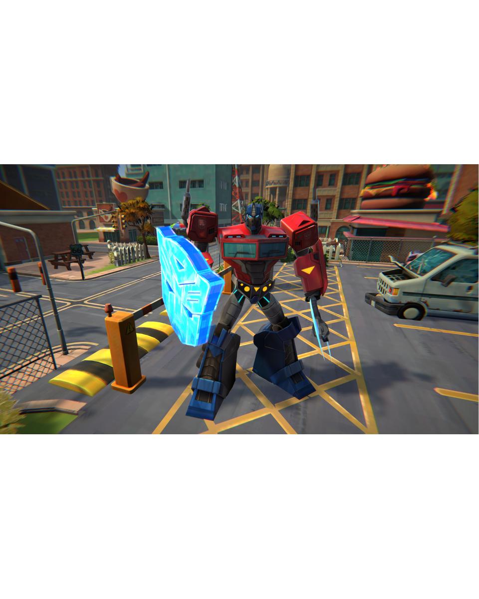 PS4 Transformers - Battlegrounds