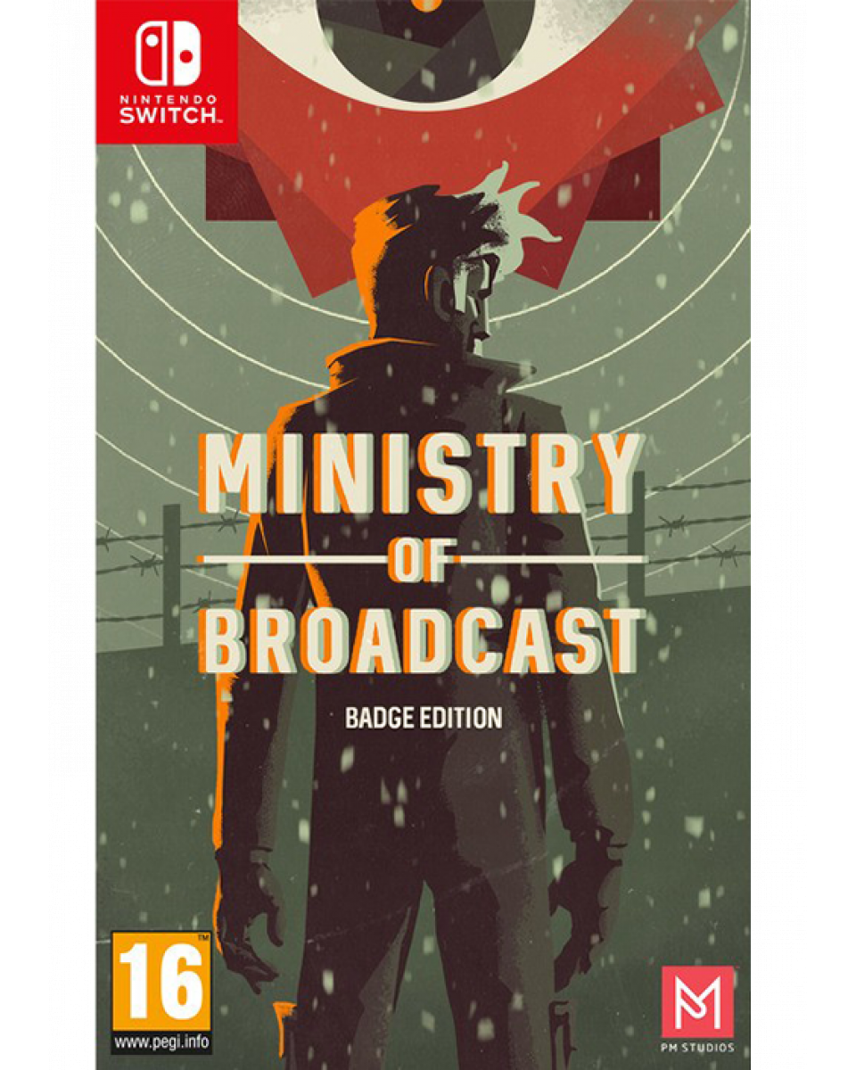 Switch Ministry of Broadcast - Collector's Edition