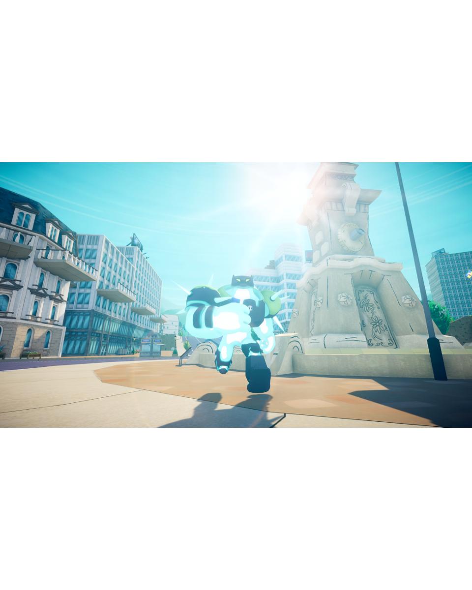 PS4 Ben 10 - Power trip!