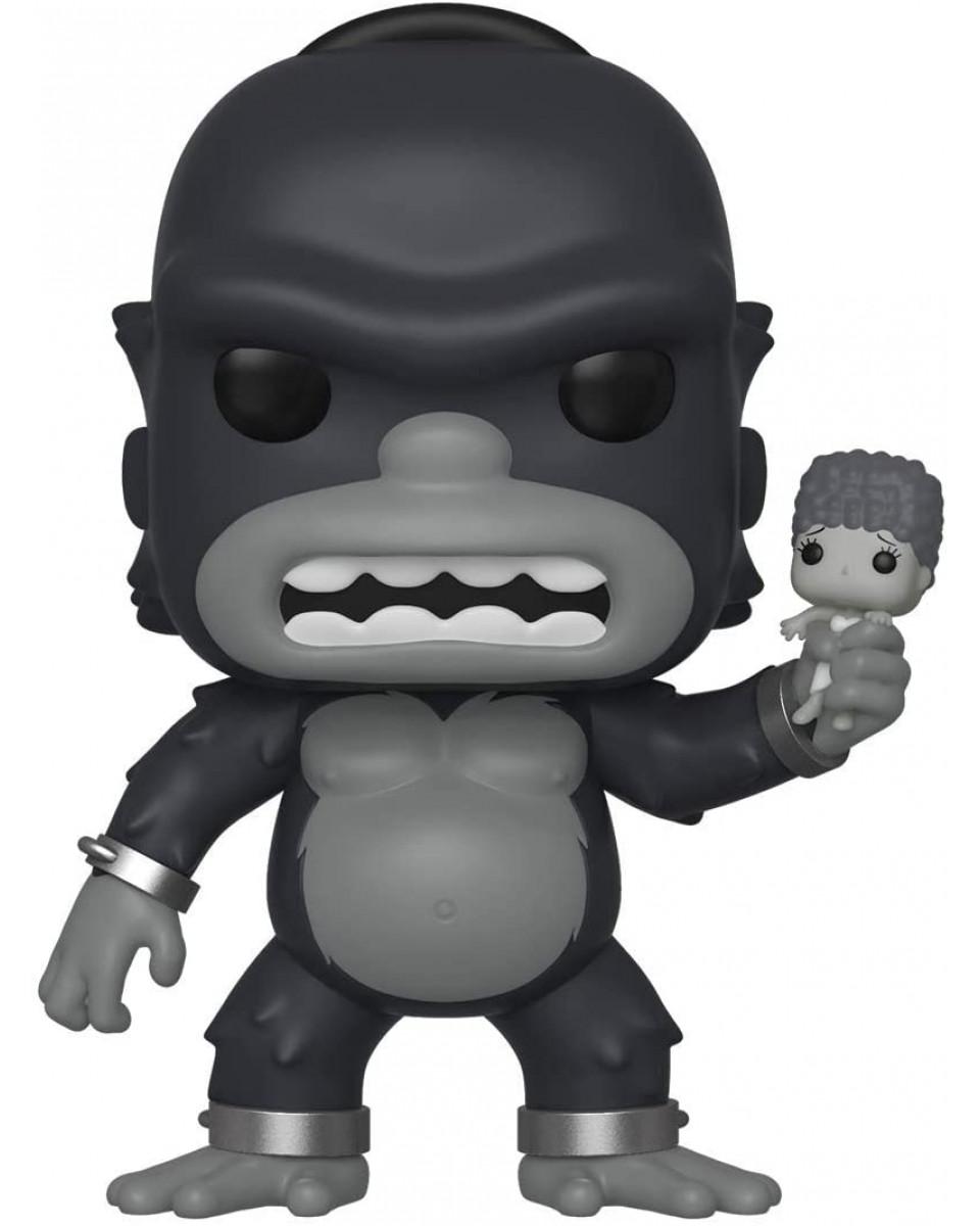 Bobble Figure Simpsons POP! - King Kong Homer