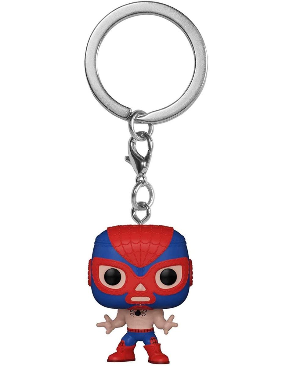 Privezak Pocket Pop! Marvel Lucha Libre - Spider-Man