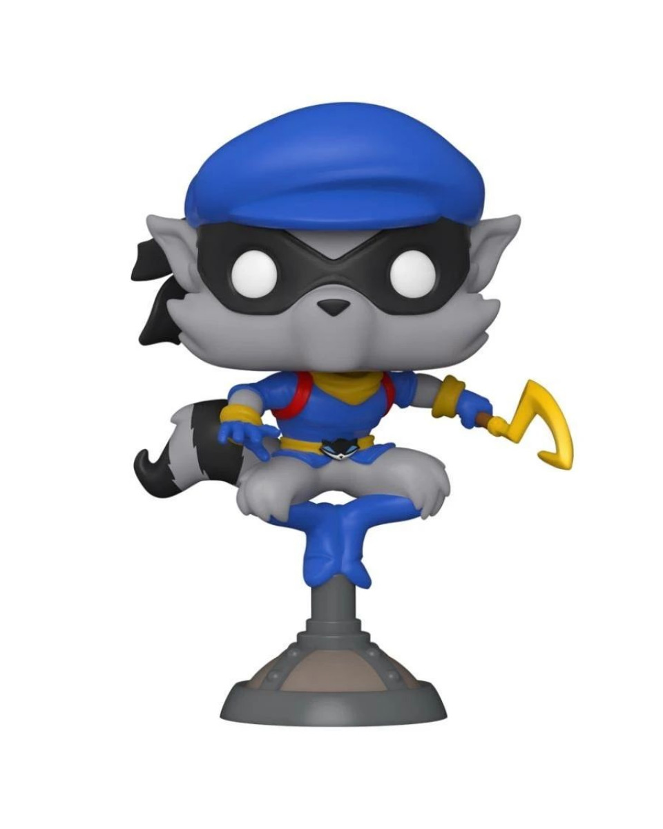 Bobble Figure PlayStation Pop! - Sly Cooper - Special Edition