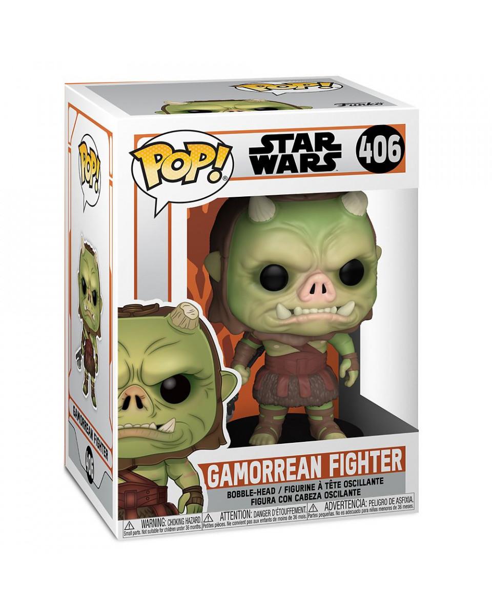 Bobble Figure Star Wars Mandalorian POP! - Gamorrean Fighte