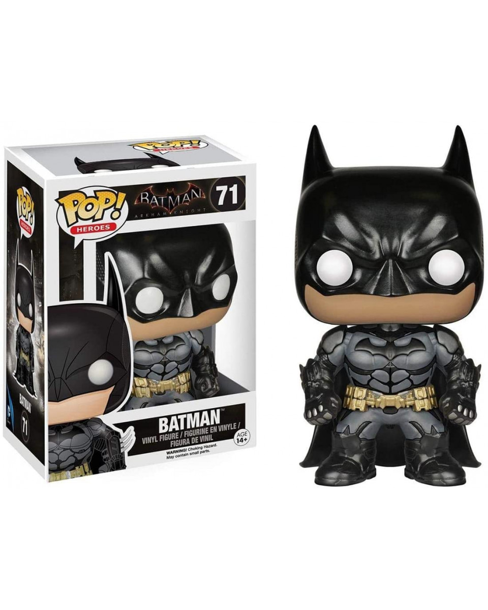 Bobble Figure Batman Arkham Knight POP! - Batman