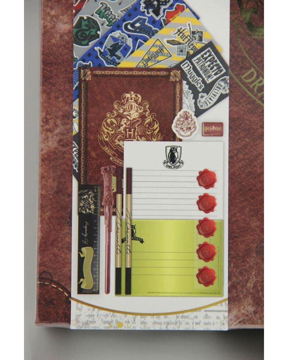 Stationery Set - Harry Potter Hogwarts Keepsake - Gift Set