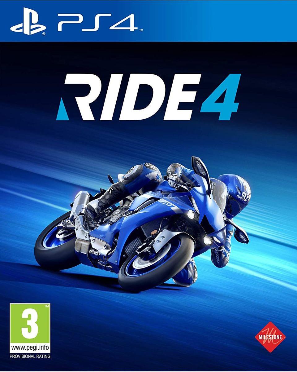 PS4 RIDE 4
