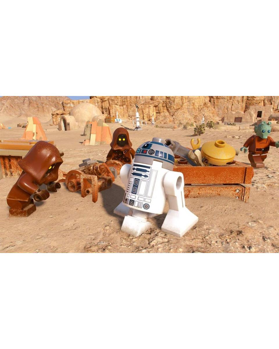 Switch LEGO Star Wars - The Skywalker Saga