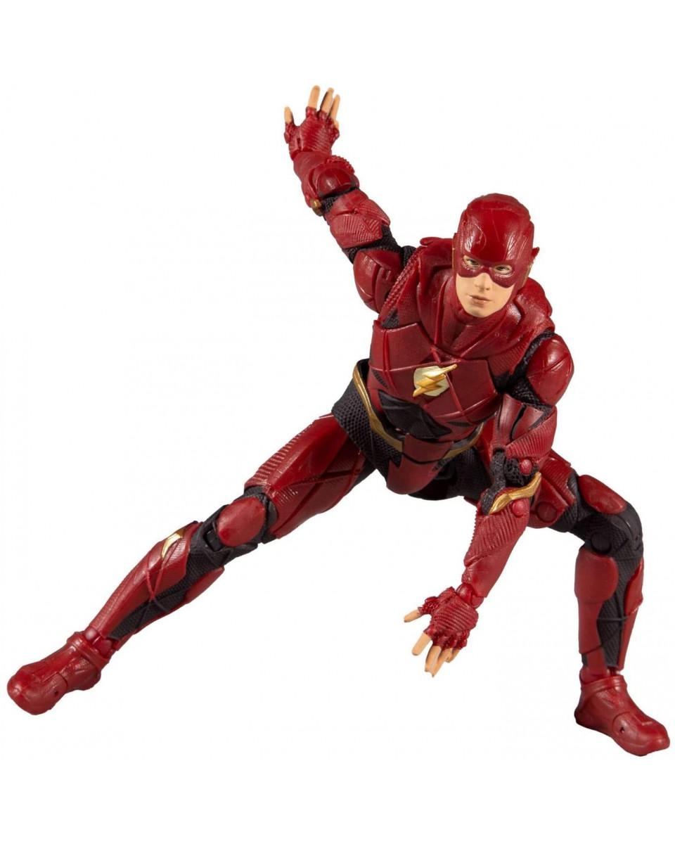 Action Figure DC Justice League Movie - Flash