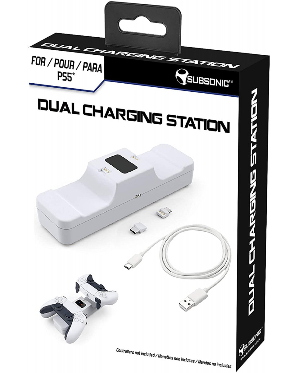 Subsonic Dual Charging Station