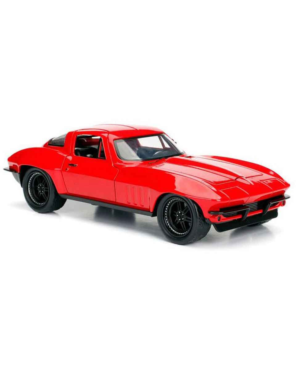 Diecast Model Fast & Furious 8 - Letty's 1966 Chevy Corvette