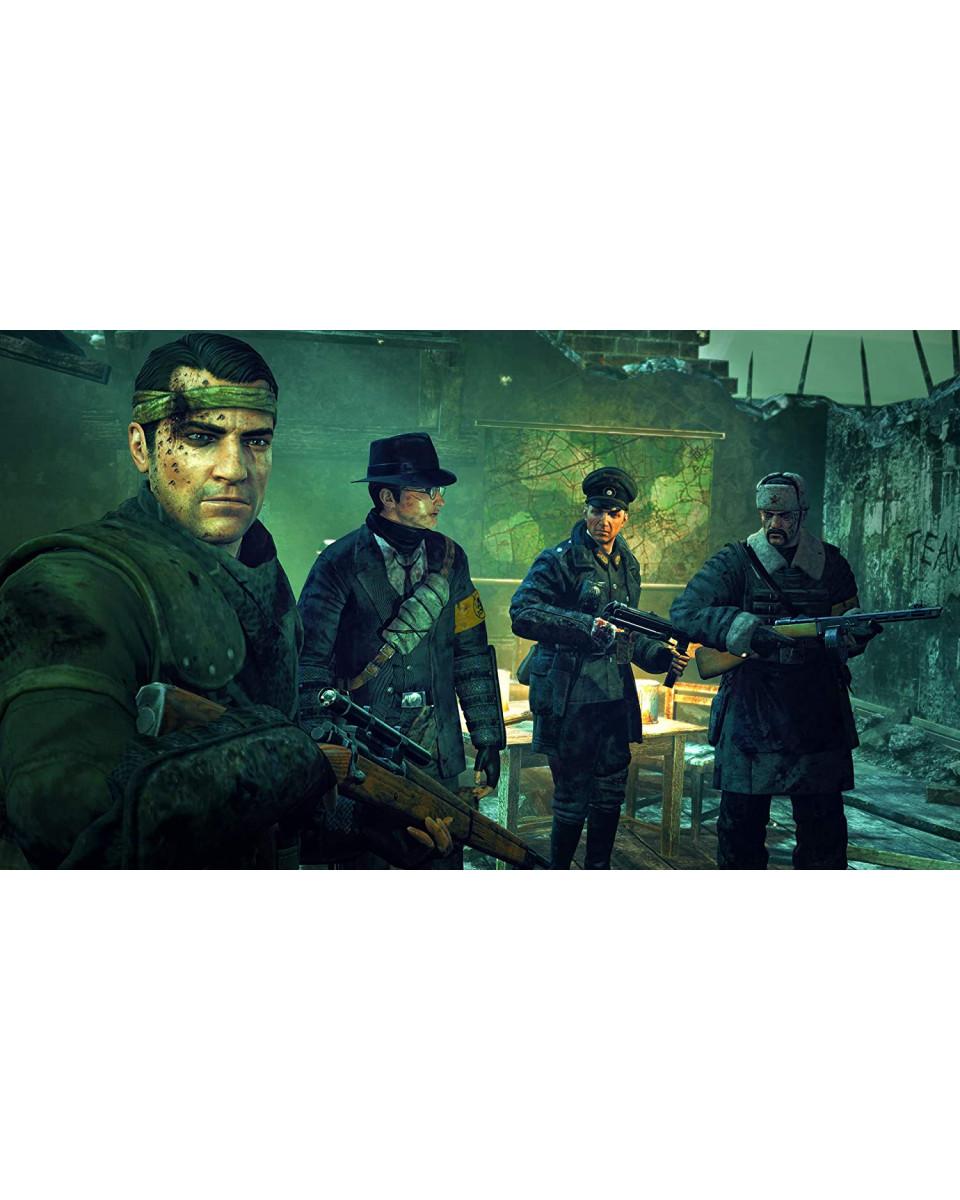 Switch Zombie Army Trilogy