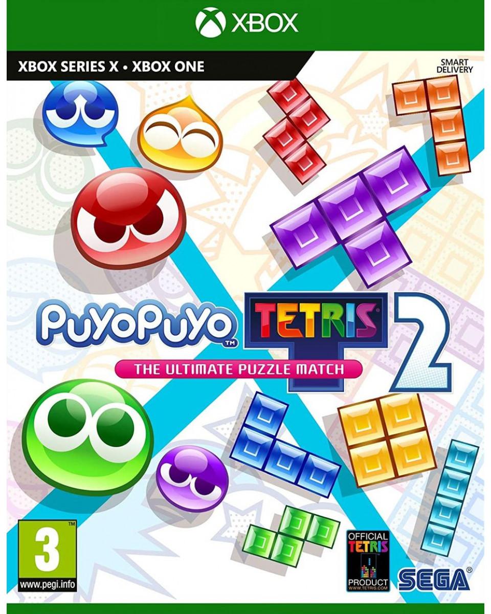 XBOX ONE Puyo Puyo Tetris 2