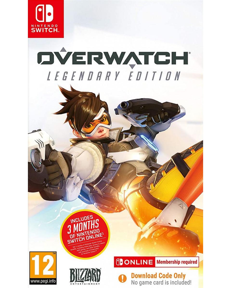 Switch Overwatch - Legendary Edition