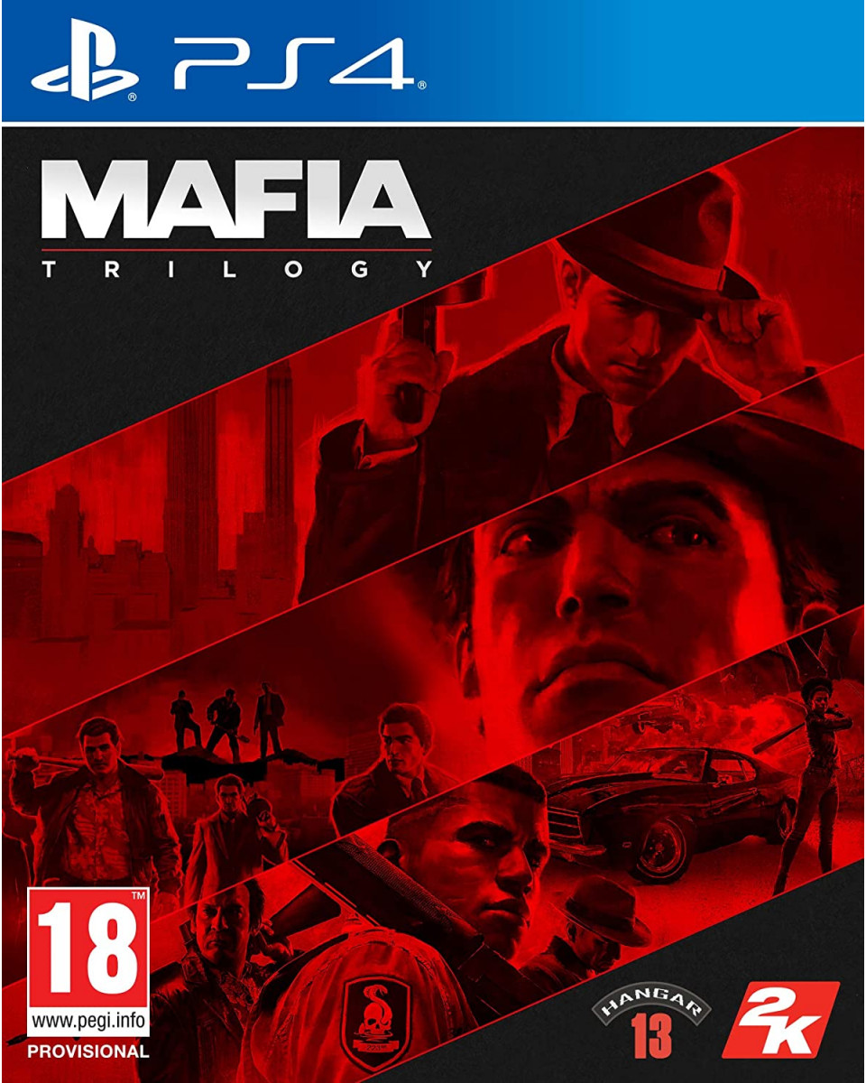 PS4 Mafia Trilogy