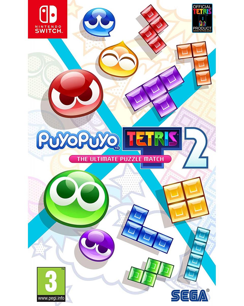 Switch Puyo Puyo Tetris 2